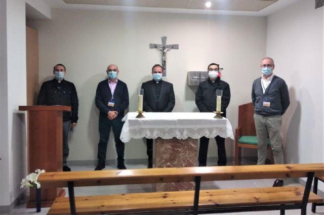 El Hospital Virgen del Castillo de Yecla reabre la capilla - 1, Foto 1