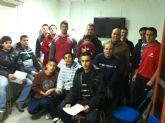 9 equipos participan en la Liga Local de Fútbol Sala 2012