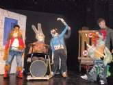 El espectáculo The Bremen town musicians llega a Totana