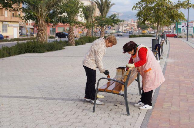 Un total de 47 personas han sido contratadas en el marco del programa de los Consejos Comarcales, Foto 2