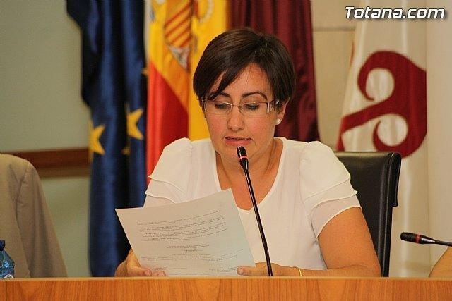 Bedia: El valor de la recuperación de Totana la tienen los empresarios, Foto 1