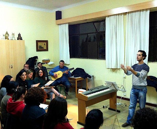 Finaliza en Totana el Curso de Dirección de Coros Escolares organizado por el CPR de Lorca, Foto 2