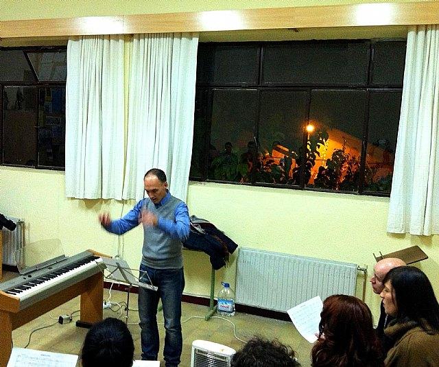 Finaliza en Totana el Curso de Dirección de Coros Escolares organizado por el CPR de Lorca, Foto 3