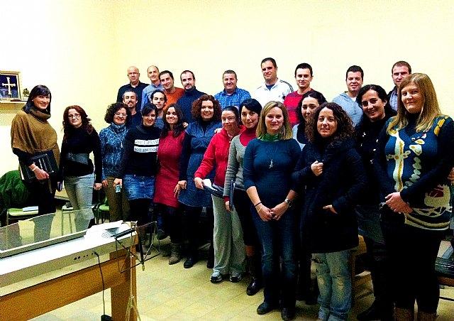 Finaliza en Totana el Curso de Dirección de Coros Escolares organizado por el CPR de Lorca, Foto 5
