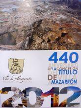 El ayuntamiento edita un almanaque para conmemorar el 440 aniversario del privilegio de villa