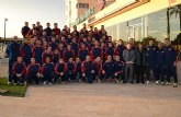 Rubinos Pérez, en las Jornadas de Perfeccionamiento para árbitros de fútbol
