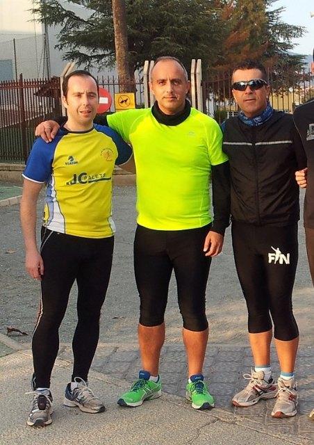 Primera quedada del Club Atletismo Totana, Foto 2