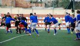 Primera victoria del Club de Rugby de Totana en su segundo partido amistoso - 2