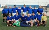 Primera victoria del Club de Rugby de Totana en su segundo partido amistoso - 8