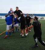 Primera victoria del Club de Rugby de Totana en su segundo partido amistoso - 11
