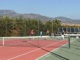 Magníficos resultados del Club de Tenis Sierra Espuña en la Liga Interescuelas Vip-Tenis Tecnifibre