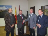 La Consejería de Presidencia reforzará la seguridad ciudadana en Mazarrón con un nuevo Centro Integral de Seguridad