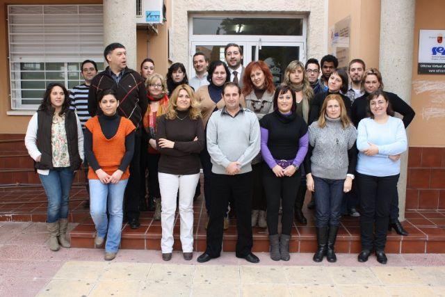 Santomera el centro de empleo y desarrollo local de for Oficina empleo murcia
