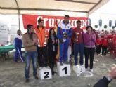 Jaime Plazas campeón regional cadete de exathlón en Cartagena