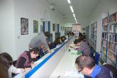 La sala de adultos de la Biblioteca abrir� el fin de semana para ampliar los puestos de trabajo de la sala de estudio