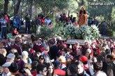 El ayuntamiento iniciará el expediente para declarar la Romería de La Santa como fiesta de Interés Turístico Regional