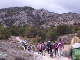 La concejalía de Deportes organiza una ruta de senderismo este próximo domingo 29 de enero y presenta tres nuevas rutas para los próximos meses