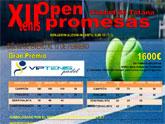 Comienza el XII Open Promesas de Tenis Ciudad de Totana, Gran Premio Vip Tenis