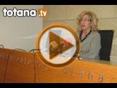 Rueda de prensa PSOE. Valoración pleno ordinario enero 2012