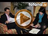 Reunión de la alcaldesa de Totana con el Delegado del Gobierno en Murcia