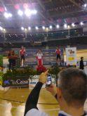 Dos medallas de bronce en los campeonatos de España de ciclismo adaptado en pista - 8