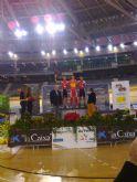 Dos medallas de bronce en los campeonatos de España de ciclismo adaptado en pista - 10