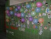 El C.E.I.P. Luis P�rez Rueda celebr� el D�a de la Paz - 1