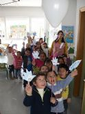El C.E.I.P. Luis P�rez Rueda celebr� el D�a de la Paz - 7