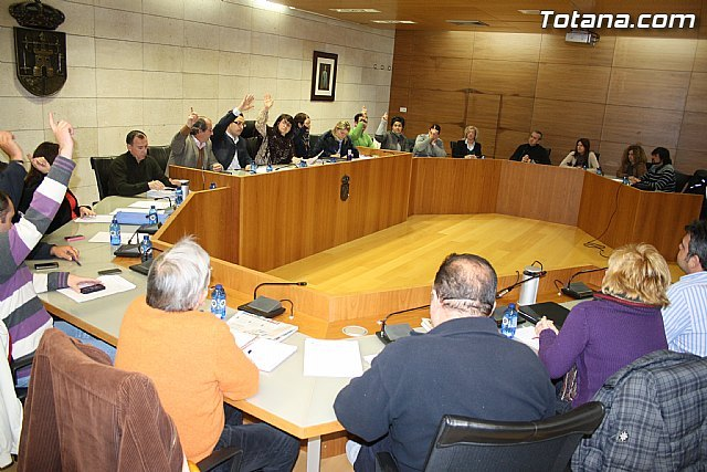 El Pleno aprueba las medidas recogidas en el Plan de Viabilidad, Foto 1