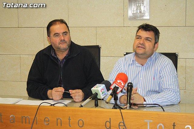 IU-verdes: El PP ha generado una deuda de más de 61 millones de euros en 8 años al Ayuntamiento, dejando las finanzas municipales en el colapso, Foto 1