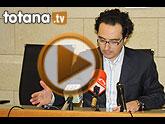 Amorós: El Plan de Viabilidad es el remedio a la enfermedad que tiene el ayuntamiento de Totana, su situación económica