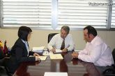 La alcaldesa solicita a la Consejería de Agricultura y Agua su colaboración para construir un pantano - 1