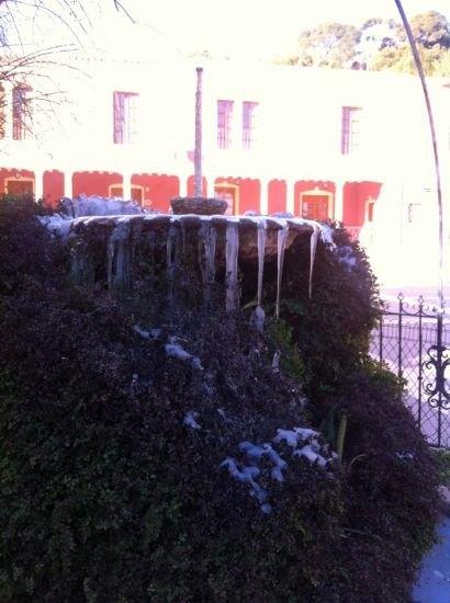 Arrecia el temporal de frío hasta el próximo martes que volverá una nueva ola, Foto 2