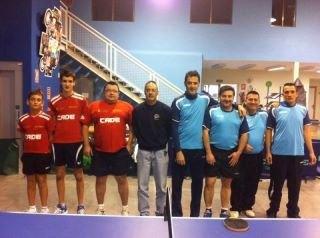 Tenis de mesa. 2ª nacional: Peña Barcelonista de Totana 1 -- Peralto Salud Linares 5, Foto 4