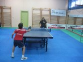 Tenis de mesa. 2ª nacional: Peña Barcelonista de Totana 1 -- Peralto Salud Linares 5