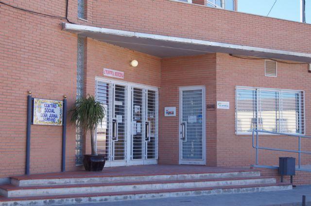 Nuevo servicio de Atención al Ciudadano en la pedanía de el Paretón-Cantareros, Foto 1