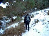 El Club Senderista de Totana realiz� una ruta por la Sierra de Huetor - 2