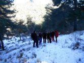 El Club Senderista de Totana realiz� una ruta por la Sierra de Huetor - 4
