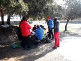 El Club Senderista de Totana realizó una ruta por la Sierra de Huetor - 5