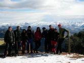 El Club Senderista de Totana realiz� una ruta por la Sierra de Huetor - 6