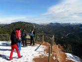 El Club Senderista de Totana realiz� una ruta por la Sierra de Huetor - 8
