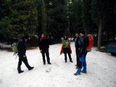 El Club Senderista de Totana realiz� una ruta por la Sierra de Huetor - 11