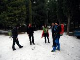 El Club Senderista de Totana realizó una ruta por la Sierra de Huetor - 11