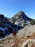 El Club Senderista de Totana realiz� una ruta por la Sierra de Huetor - 12