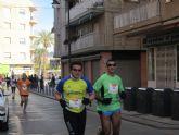 Gran papel del Club Atletismo Totana en la I Media Maratón Bahía de Mazarrón - 5