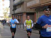 Gran papel del Club Atletismo Totana en la I Media Maratón Bahía de Mazarrón - 6