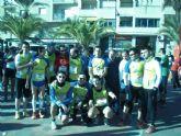 Gran papel del Club Atletismo Totana en la I Media Maratón Bahía de Mazarrón - 7
