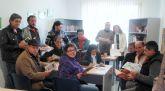 El Servicio de Apoyo Psicosocial pone en marcha uno de biblioteca en el Centro Polivalente para la Discapacidad de Totana