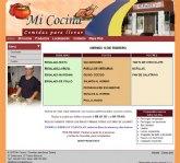 Consulta el menú diario de Mi Cocina en su nueva página web