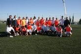 Reclusos del Centro Penitenciario Murcia 1 (Sangonera) disfrutaron de una jornada de convivencia en Madrid